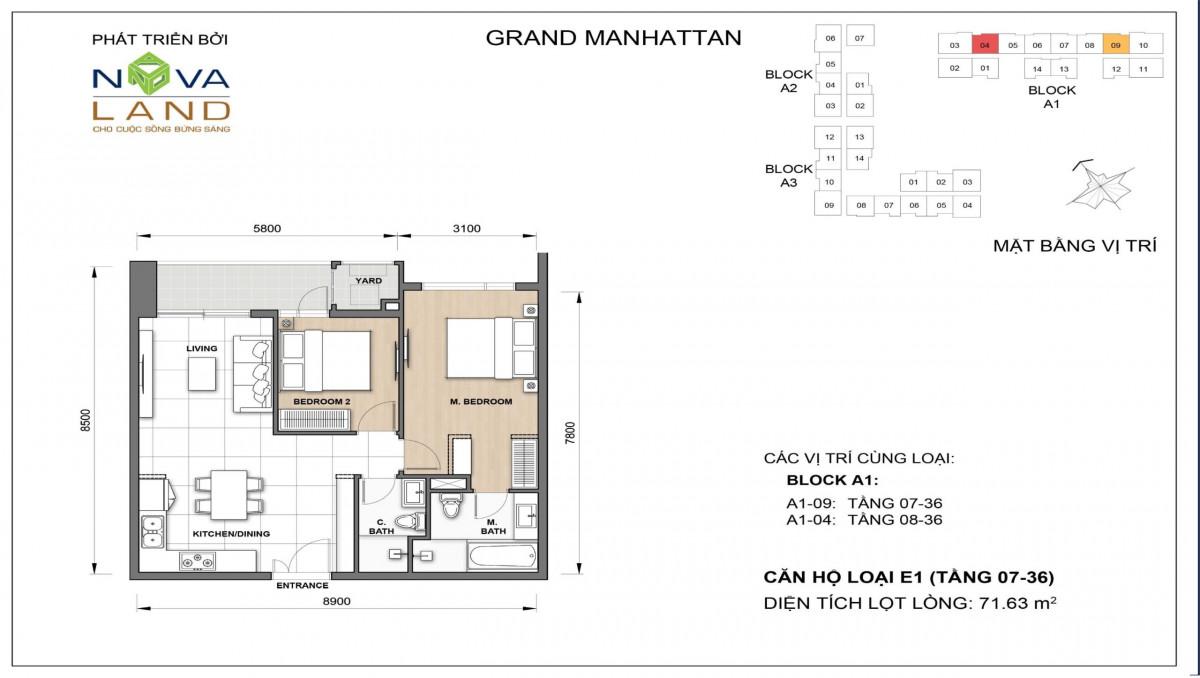 The Grand Manhattan can ho loai E1
