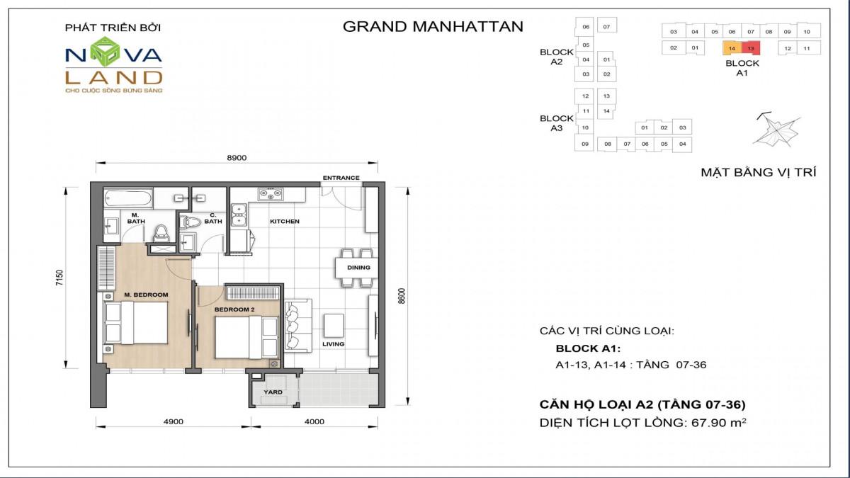 The Grand Manhattan can ho loai A2